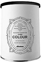 Düfte, Parfümerie und Kosmetik Aufhellendes Haarpuder - Davines A New Colour Bleaching Powder
