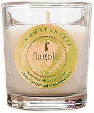 Düfte, Parfümerie und Kosmetik Duftkerze im Glas Right Energy - Flagolie Fragranced Candle Right Energy