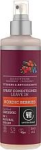 Düfte, Parfümerie und Kosmetik Organischer Haarspray-Conditioner mit skandinavischen Beeren ohne Ausspülen - Urtekram Nordic Berries Spray Conditioner Leave In