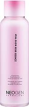 Düfte, Parfümerie und Kosmetik Feuchtigkeitsspendende und ausgleichende Gesichtsessenz mit Damastrose und Hyaluronsäure - Neogen Dermatology Hyal Glow Rose Essence