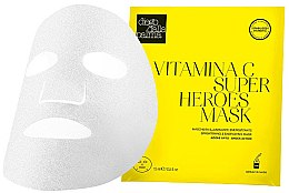 Düfte, Parfümerie und Kosmetik Aufhellende Tuchmaske mit Vitamin C - Diego Dalla Palma Vitamina C Super Heroes Mask