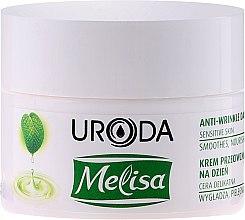 Düfte, Parfümerie und Kosmetik Anti-Falten-Tagescreme für Gesicht - Uroda Melisa Face Cream