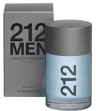 Carolina Herrera 212 For Men - After Shave