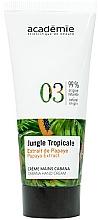 Düfte, Parfümerie und Kosmetik Handcreme mit Papayaextrakt - Academie Jungle Tropicale Cabana Hand Cream