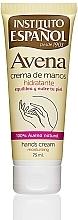 Düfte, Parfümerie und Kosmetik Feuchtigkeitsspendende Handcreme - Instituto Espanol Avena Hand Cream