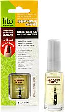 Düfte, Parfümerie und Kosmetik Feuchtigkeitsspendendes und festigendes Nagelöl mit Arganöl und Lotusextrakt - Fito Kosmetik