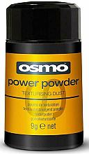 Düfte, Parfümerie und Kosmetik Texturpuder für voluminöses Haar - Osmo Power Powder Texturising Dust