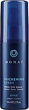Düfte, Parfümerie und Kosmetik Verdickendes Haarspray - Monat Thickening Spray
