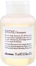 Düfte, Parfümerie und Kosmetik Schonendes Shampoo - Davines Dede Shampoo Delicato