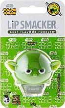 "Düfte, Parfümerie und Kosmetik Kinder Lippenbalsam ""Star Wars Yoda"" - Lip Smacker Star Wars Yoda"