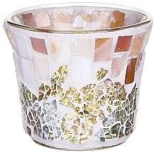 Düfte, Parfümerie und Kosmetik Kerzenhalter mit Gold und Perlen - Yankee Candle Gold and Pearl Votive Sampler Holder