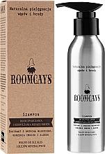 Düfte, Parfümerie und Kosmetik Bartpflegeshampoo mit Glycerin, Aloe Vera und Kokosnussöl - Roomcays Shampoo
