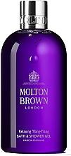Düfte, Parfümerie und Kosmetik Entspannendes Bade- und Duschgel mit Ylang-Ylang - Molton Brown Relaxing Ylang-Ylang