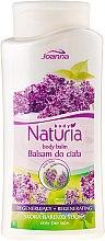 Düfte, Parfümerie und Kosmetik Körperbalsam mit Fliederextrakt für sehr trockene Haut - Joanna Naturia Body Balm