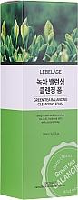 Düfte, Parfümerie und Kosmetik Gesichtsreinigungsschaum mit grünem Tee - Lebelage Green Tea Balancing Cleansing Foam