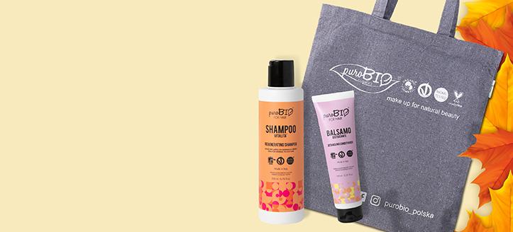 Beim Kauf von PuroBio Cosmetics Produkten ab CHF 19 bekommen Sie einen Shopper gratis dazu