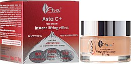 Düfte, Parfümerie und Kosmetik Tagescreme mit Lifting-Effekt - Ava Laboratorium Asta C+ Instant Lifting Effect