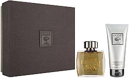 Düfte, Parfümerie und Kosmetik Lalique Lalique Pour Homme - Duftset (Eau de Parfum 75ml + Duschgel 200ml)
