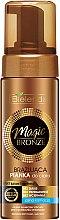 Düfte, Parfümerie und Kosmetik Bronzierender Körperschaum, helle Haut - Bielenda Magic Bronze