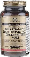 Düfte, Parfümerie und Kosmetik Nahrungsergänzungsmittel mit Glucosamin, Hyaluronsäure Chondroitin und MSM - Solgar Glucosamine Hyaluronic Acid Chondroitin MSM