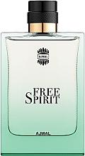 Düfte, Parfümerie und Kosmetik Ajmal Free Spirit - Eau de Parfum