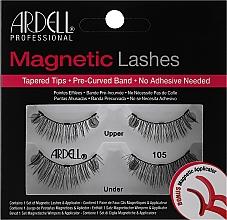 Düfte, Parfümerie und Kosmetik Magnetische Wimpern 105 - Ardell Magnetic Strip Lashes 105