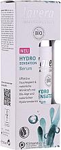 Düfte, Parfümerie und Kosmetik Feuchtigkeitsspendendes Gesichtsserum mit Bio-Alge und natürlichen Hyaluronsäuren - Lavera Hydro Sensation Serum