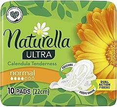 Düfte, Parfümerie und Kosmetik Damenbinden mit Flügeln 10 St. - Naturella Ultra Calendula Normal