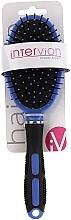 Haarbürste groß 499532 blau - Inter-Vion — Bild N1