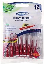 Düfte, Parfümerie und Kosmetik Interdentalzahnbürsten Größe 2 Easy Brush 2.3-3.8 mm 12 St. - DenTek Easy Brush