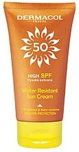 Düfte, Parfümerie und Kosmetik Wasserfeste Sonnenschutzcreme SPF 50 - Dermacol Sun Water Resistant Cream SPF50