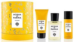 Düfte, Parfümerie und Kosmetik Acqua Di Parma Colonia - Kosmetikset (Eau de Cologne/100ml + Duschgel/75ml + Deodorant/50ml)