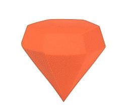 Düfte, Parfümerie und Kosmetik Make-up Schwamm Diamant orange - Gabriella Salvete Diamond Sponge