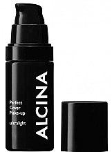 Düfte, Parfümerie und Kosmetik Foundation - Alcina Perfect Cover Make-up