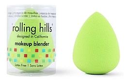 Düfte, Parfümerie und Kosmetik Make-up Schwämmchen grün - Rolling Hills Makeup Blender Green