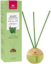 Düfte, Parfümerie und Kosmetik Kugelförmiger Aroma-Diffusor mit Duftstäbchen Frisches Gras - Cristalinas Mikado Reed Diffuser