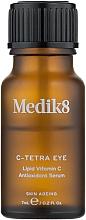 Düfte, Parfümerie und Kosmetik Tagesserum für die Augenpartie mit Vitamin C - Medik8 C-Tetra Eye Lipid Vitamin C Antioxidant Serum