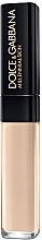 Düfte, Parfümerie und Kosmetik Rozświetlający korektor do twarzy - Dolce & Gabbana Millenialskin On The Glow Longwear Concealer