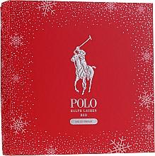 Düfte, Parfümerie und Kosmetik Ralph Lauren Polo Red - Duftset (Eau de Parfum 125ml + Eau de Parfum 40ml)