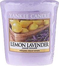 Düfte, Parfümerie und Kosmetik Votivkerze Lemon Lavender - Yankee Candle Lemon Lavender Sampler Votive