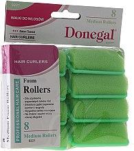 Düfte, Parfümerie und Kosmetik Schaumstoffwickler 25 mm 8 St. - Donegal Sponge Curlers