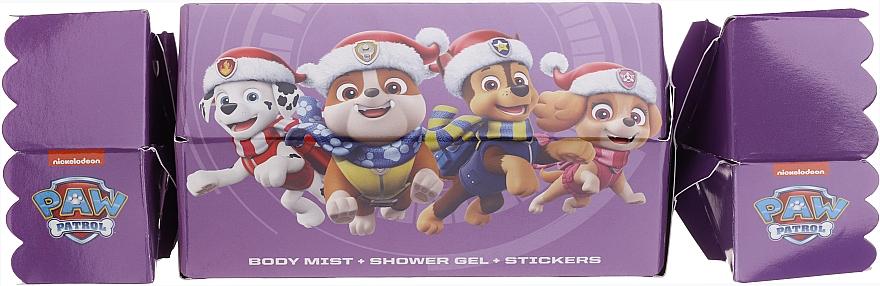Körperpflegeset - Uroda Paw Patrol Girl (2in1 Shampoo-Duschgel 250ml + Körpernebel 80ml + Aufkleber)
