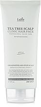 Düfte, Parfümerie und Kosmetik Haarmaske für empfindliche und juckende Kopfhaut mit Teebaum - La'dor Tea Tree Scalp Clinic Hair Pack