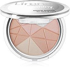 Düfte, Parfümerie und Kosmetik Mineral-Gesichtshighlighter - Lirene Shiny Touch Mineral Shimmer