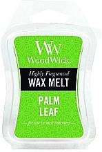 Düfte, Parfümerie und Kosmetik Tart-Duftwachs Palm Leaf - WoodWick Mini Wax Melt Palm Leaf Smart Wax System