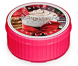 Düfte, Parfümerie und Kosmetik Duftkerze Peppermint Cocoa - Kringle Candle Daylight Peppermint Cocoa