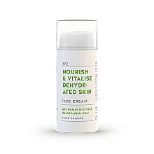 Düfte, Parfümerie und Kosmetik Nährende Gesichtscreme für dehydrierte Haut - You & Oil Nourish & Vitalise Dehydrated Skin Face Cream