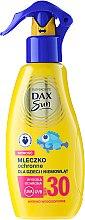 Düfte, Parfümerie und Kosmetik Kinder Sonnenschutzlotion SPF 30 - DAX Sun Body Lotion SPF 30