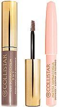 Düfte, Parfümerie und Kosmetik Gel + Augenbrauen-Concealer - Collistar Eyebrows Perfect Kit