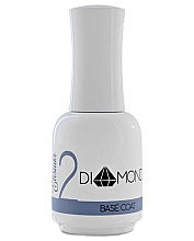 Düfte, Parfümerie und Kosmetik Nagelunterlack - Elisium Diamond Liquid 2 Base Coat